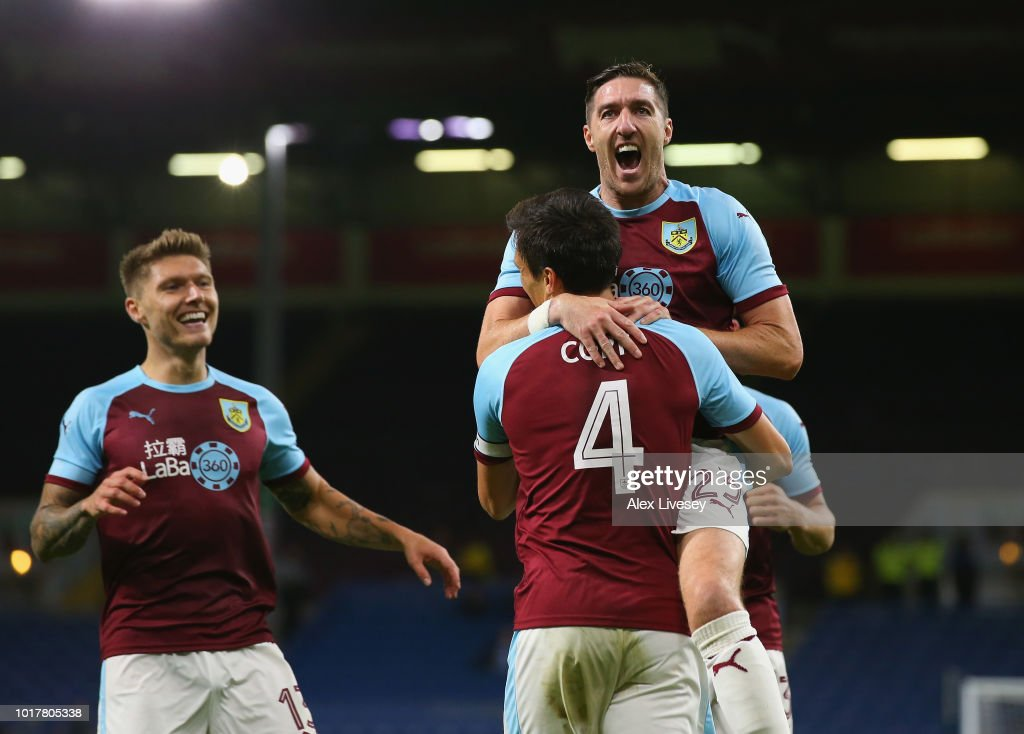 Burnley v Istanbul Basaksehir - UEFA Europa League Third Round Qualifier: Second Leg : News Photo