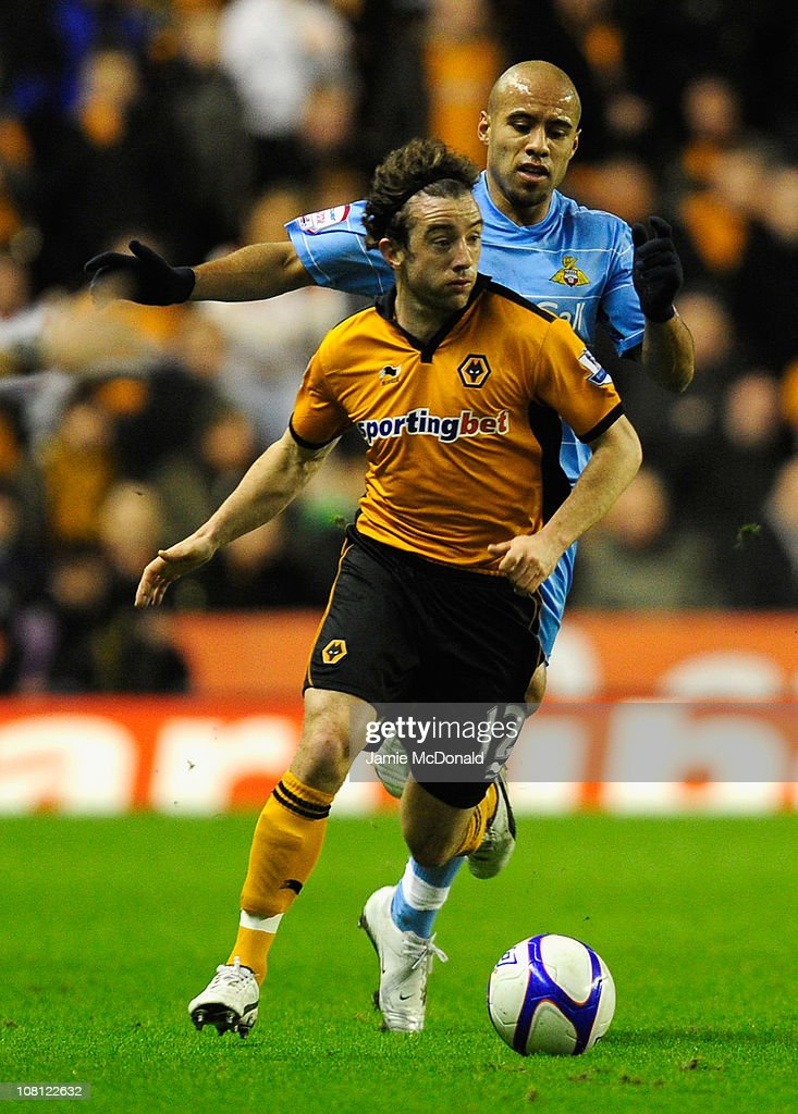 Wolverhampton Wanderers v Doncaster Rovers - FA Cup 3rd Round Replay