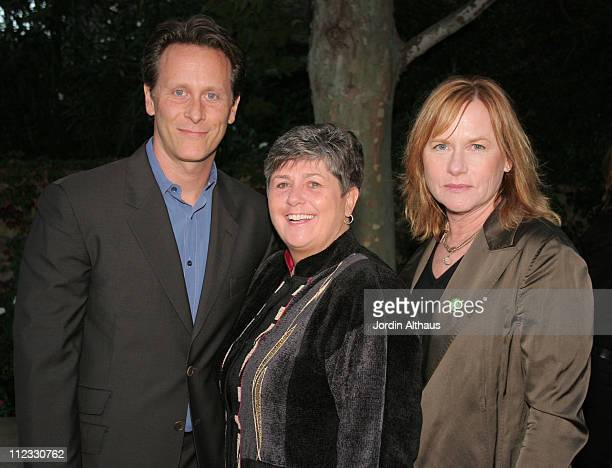 Stephen Webber Nancy Keenan and Amy Madigan during NARAL ProChoice America's Los Angeles Power of Choice Reception at Private Residence in Studio...