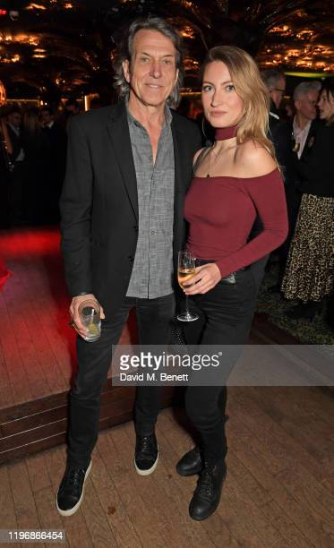 Stephen Webster and Amy Webster attend the 'Country Town House Great British Brands' party at Annabel's on January 27 2020 in London England