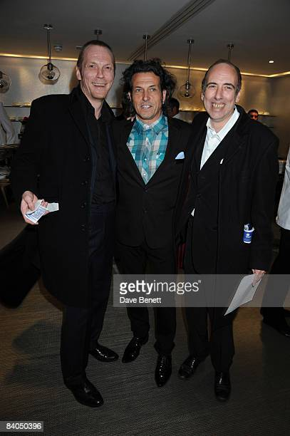 37b8e920d97 Stephen Webster Mick Jones attend a gala evening at QPR Football Club to  celebrate the opening
