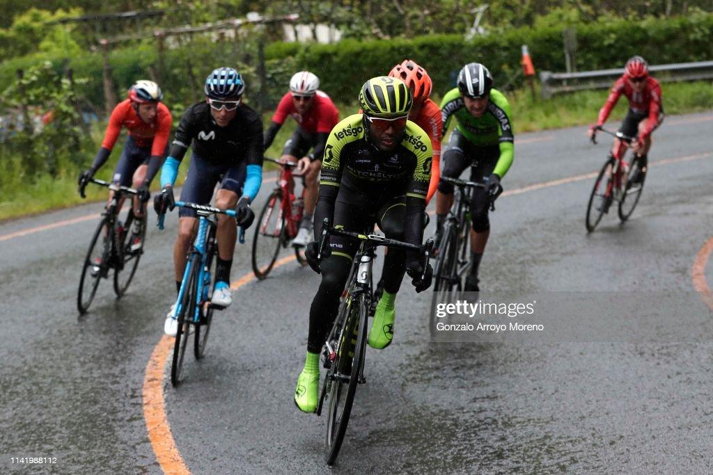 59th Itzulia-Vuelta Ciclista Pais Vasco 2019 - Stage 4 : Foto jornalística