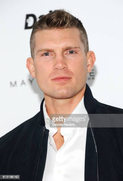 Stephen 'Wonderboy' Thompson attends Daily Front Row's 15th Anniversary Celebration on February 6 2018 in New York City