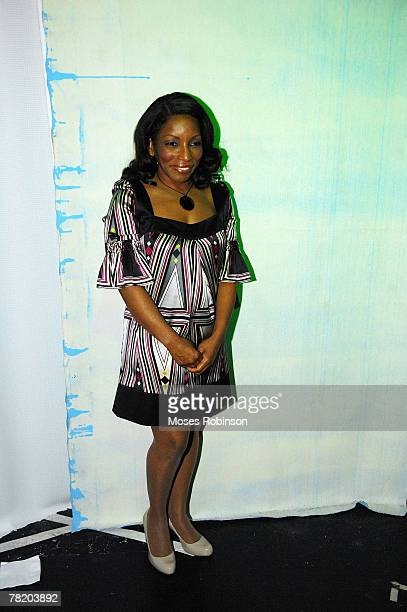 Stephine Mills attends the Billboard RB HipHop awards Party on November 30 2007 at Dreamz ATL Nightclub in Atlanta Georgia Mills recieved the RB...