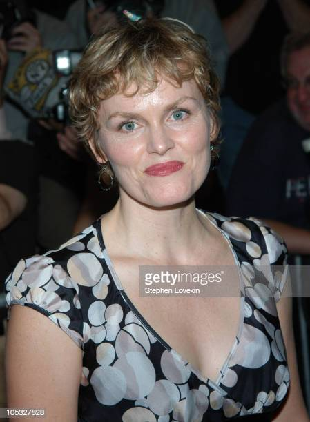 """Stephnie Weir during """"Garden State"""" New York Premiere - Outside Arrivals at Chelsea Clearview Cinemas in New York City, New York, United States."""