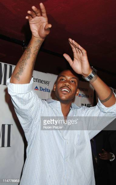 Stephon Marbury during 6th Annual BMI Urban Awards Arrivals at Roseland Ballroom in New York City New York United States