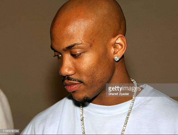 Stephon Marbury during Tim Thomas' Welcome to New York Party at BLVD in New York City New York United States