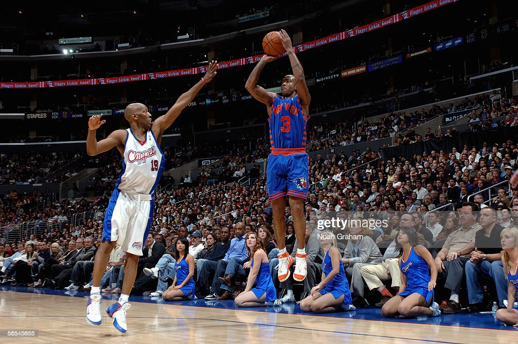 New York Knicks v Los Angeles Clippers : News Photo