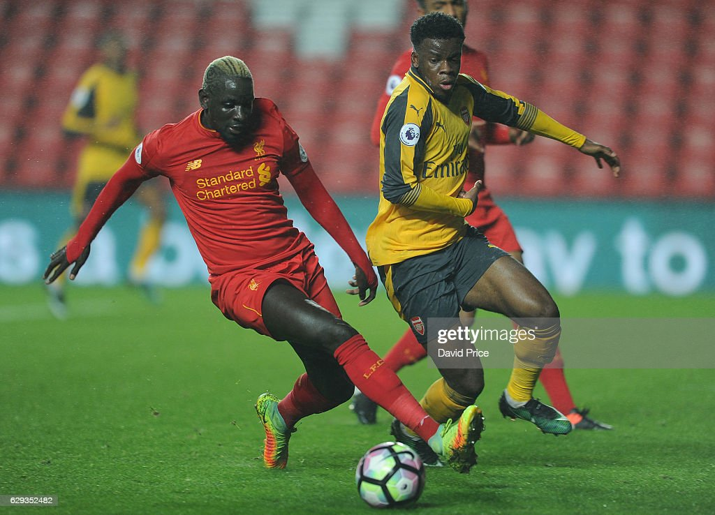 Liverpool v Arsenal - Premier League 2 : News Photo