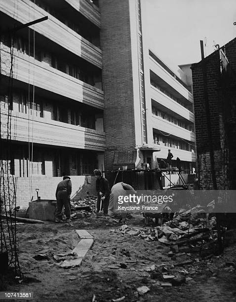 Stepney Rebuilding Of Stepney In United Kingdom