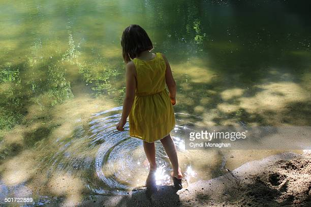 Stepping into a Stream