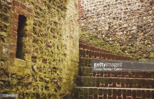 Steps By Wall
