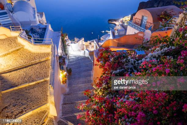 351 Santorini Wallpaper Photos And Premium High Res Pictures Getty Images