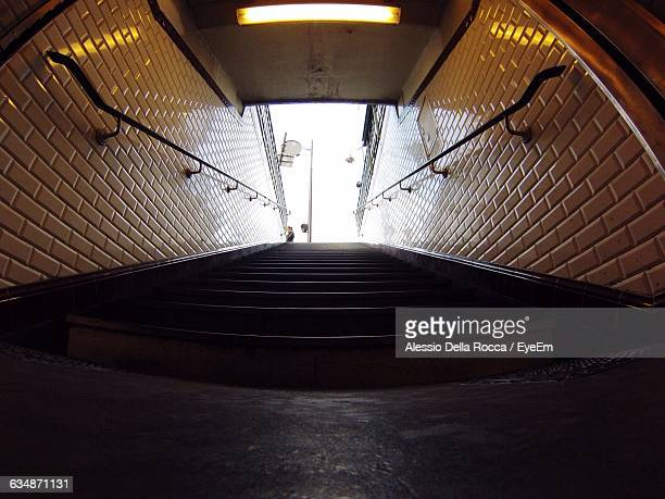 Steps In Subway