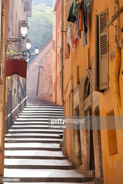 Steps in the Old Town, Nice