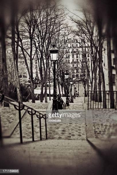 Pas de Montmartre, Paris