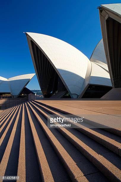 Passos da Ópera de Sydney