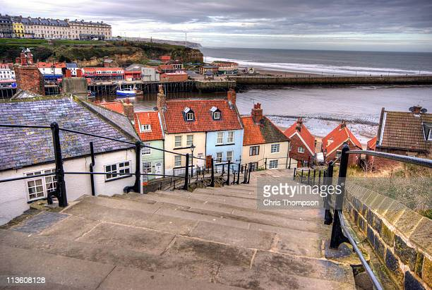 199 Steps of Whitby