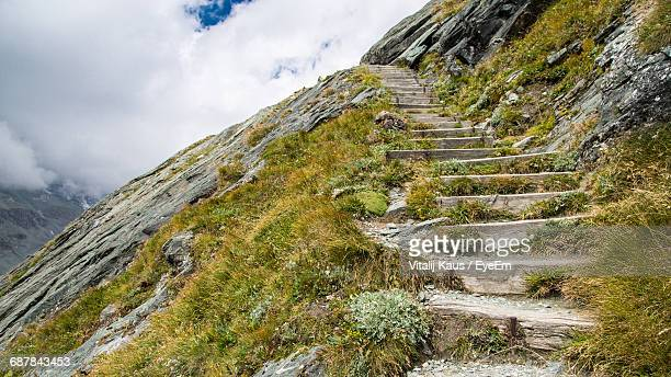 Steps On Green Mountain