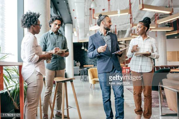 steps to take to become truly inclusive at work - employee appreciation stock pictures, royalty-free photos & images
