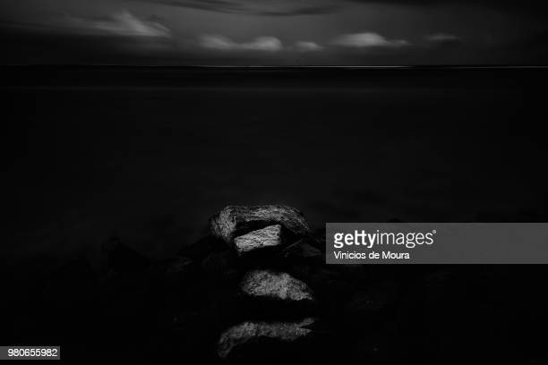 steps to the darkness - moura stock photos and pictures