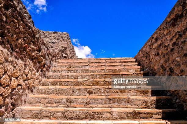 Steps,Naples,Pompeii