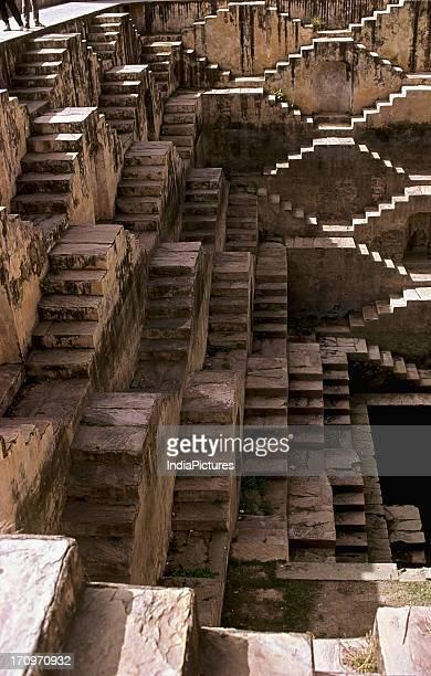 Stepwell Amer Jaipur Rajasthan India