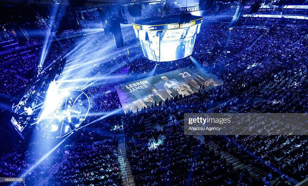 NBA All-Star Game 2015 : News Photo