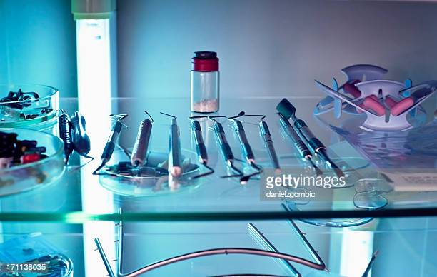 Sterilized dental equipement