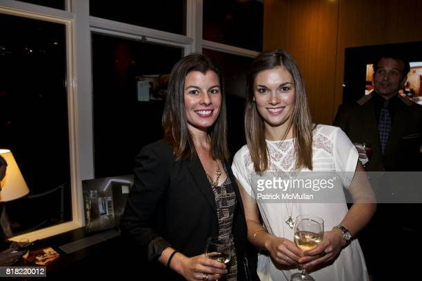 Stering Kenan and Louise Burton attend CELEBRATION OF CAMPION PLATT'S PUBLICATION OF MADE TO ORDER at The Manhattan Club on November 3 2010 in New...