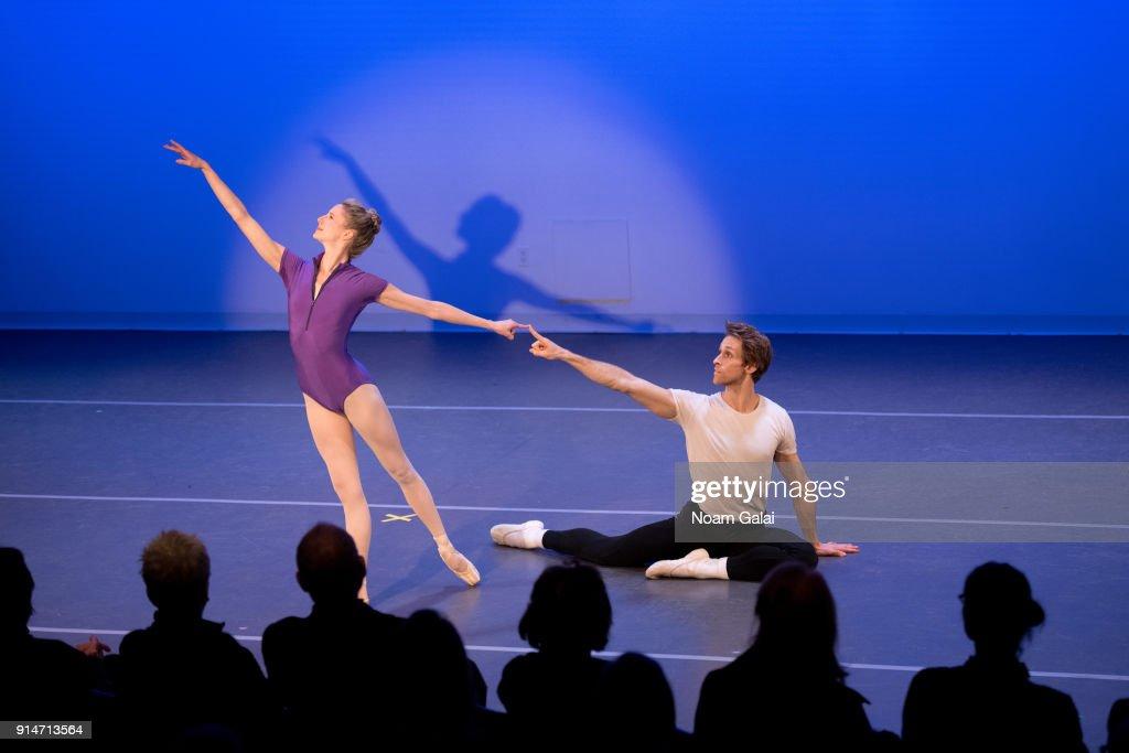 Jacques d'Amboise's Art Nest: Balanchine's Guys : News Photo