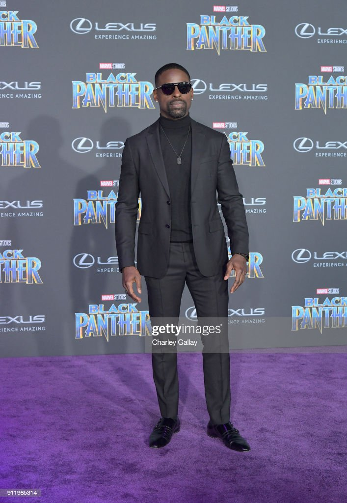World Premiere of Marvel Studios' Black Panther, presented by Lexus : News Photo