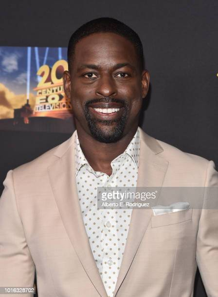 Sterling K Brown attends an evening with 'This Is Us' at Paramount Studios on August 13 2018 in Hollywood California