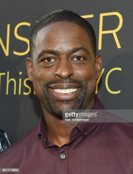 Sterling K Brown attends FYC Panel Event for 20th Century Fox and NBC's This Is Us at Paramount Studios on August 14 2017 in Hollywood California