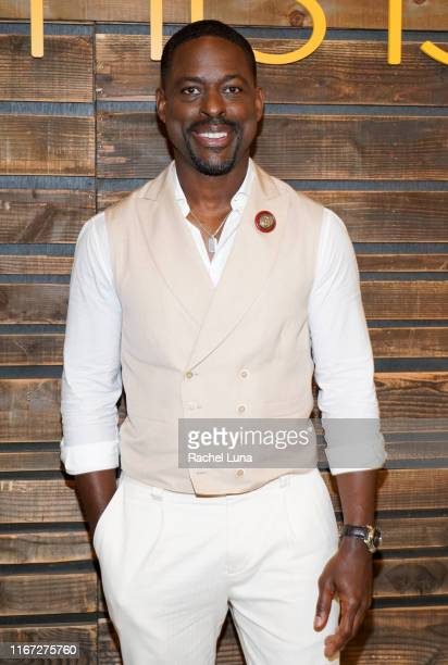 Sterling K Brown attends NBC's This Is Us Pancakes with the Pearsons at 1 Hotel West Hollywood on August 10 2019 in West Hollywood California