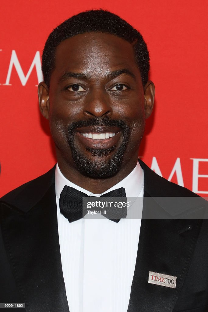 Sterling K. Brown attends the 2018 Time 100 Gala at Frederick P. Rose Hall, Jazz at Lincoln Center on April 24, 2018 in New York City.