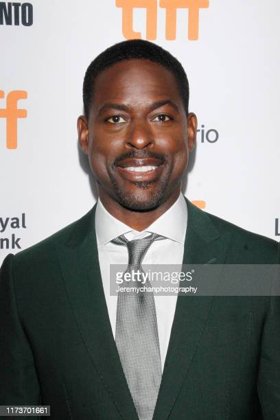 Sterling K Brown attends the Waves Premiere held at Ryerson Theatre on September 10 2019 in Toronto Canada