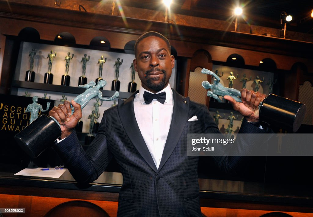 Highlights from the 24th Annual Screen Actors Guild Awards