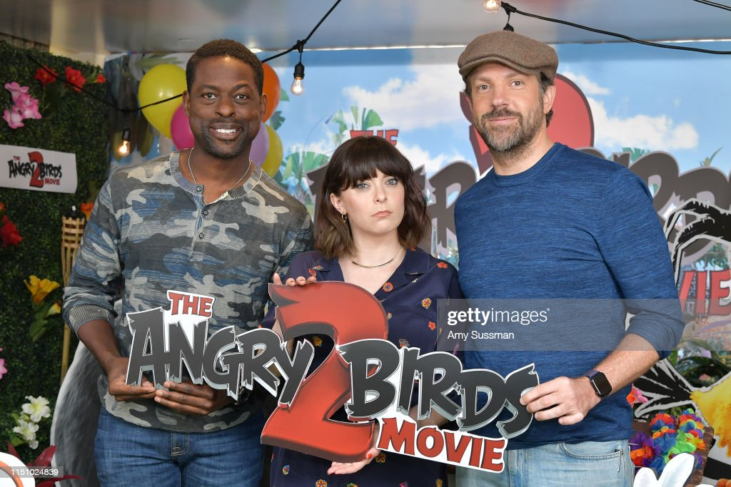 "CA: ""Angry Birds 2"" Photo Call"