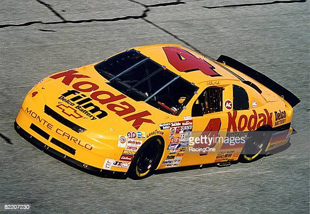 Sterling Marlin scored a narrow victory in the Winston Select 500 at Talladega in 1996 Bill Elliott went for a wild ride down the backstretch soaring...