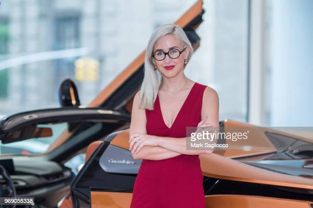 Sterling McDavid attends Gotham Magazine and BMW Of Manhattan's A Taste Of New York on June 6 2018 in New York City