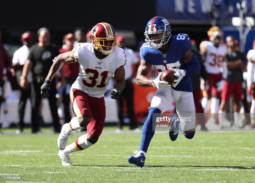 Washington Redskins vNew York Giants : ニュース写真