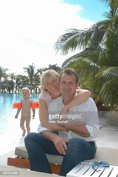 """""""Sterne über Mauritius"""", Le Morne/Mauritius, Indischer Ozean, Halbinsel, , Hotel """"Dinarobin"""", Schauspieler, Drehbuchautor, Regisseur, Frau, Urlaub,..."""