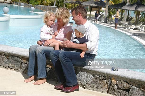 """""""Sterne über Mauritius"""", Le Morne/Mauritius, Indischer Ozean, Halbinsel, , Hotel :""""Dinarobin"""", Schauspieler, Drehbuchautor, Regisseur, Frau, Familie,..."""