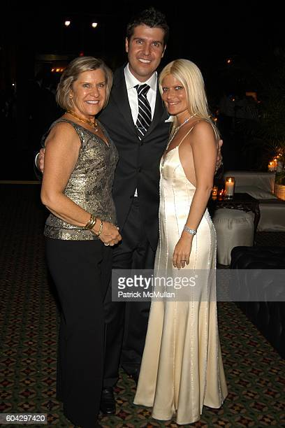 Stern's Mother Chris Stern and Lizzie Grubman attend LIZZIE GRUBMAN and CHRIS STERN Wedding Reception at Cipriani 42nd on March 18 2006 in New York...