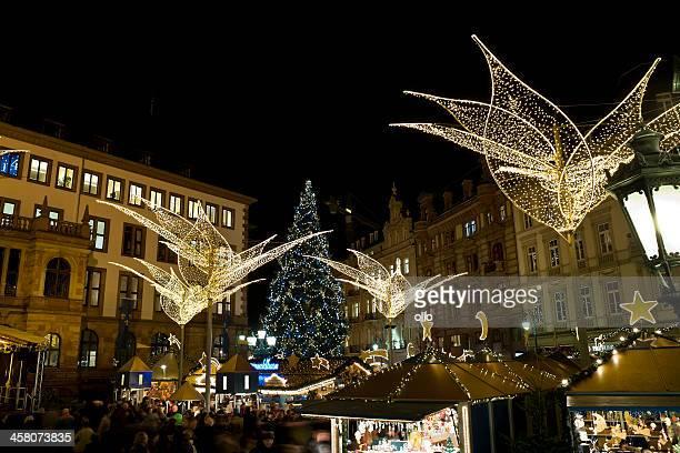 Sternschnuppenmarkt Wiesbaden