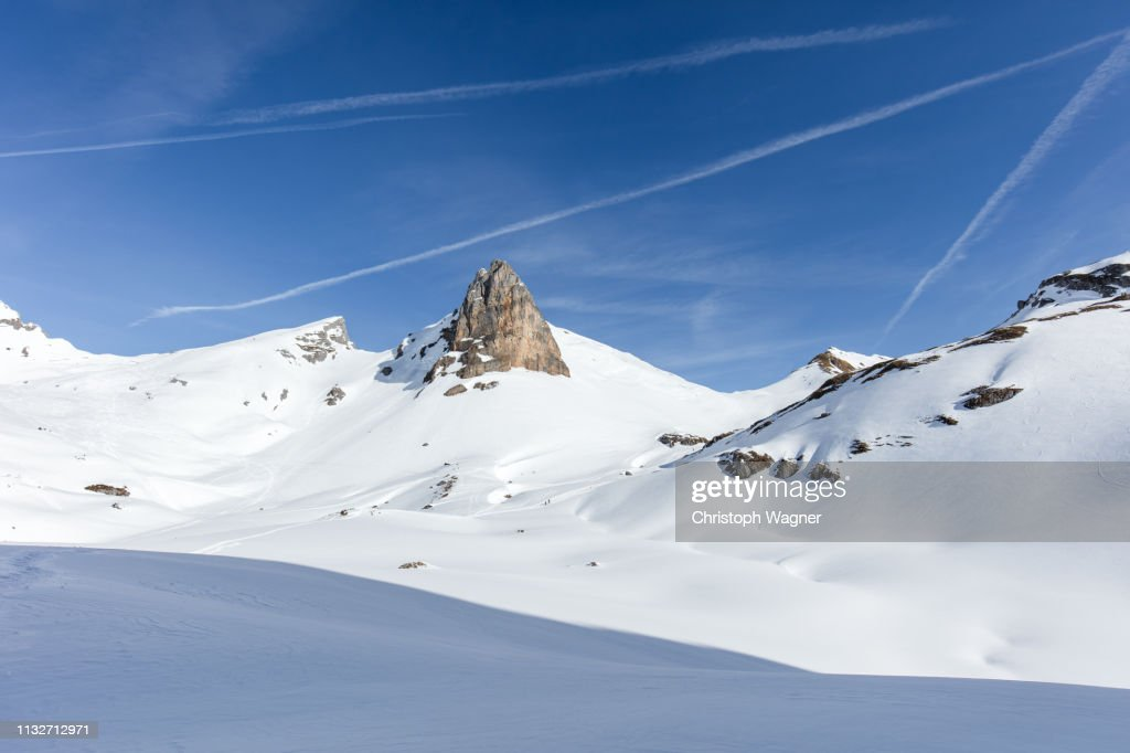 Österreich Tirol - Achensee Winter : Stock Photo