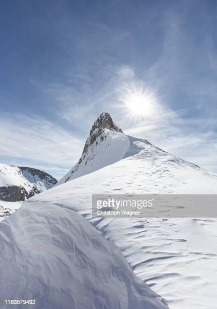 österreich tirol - achensee winter - 北チロル ストックフォトと画像