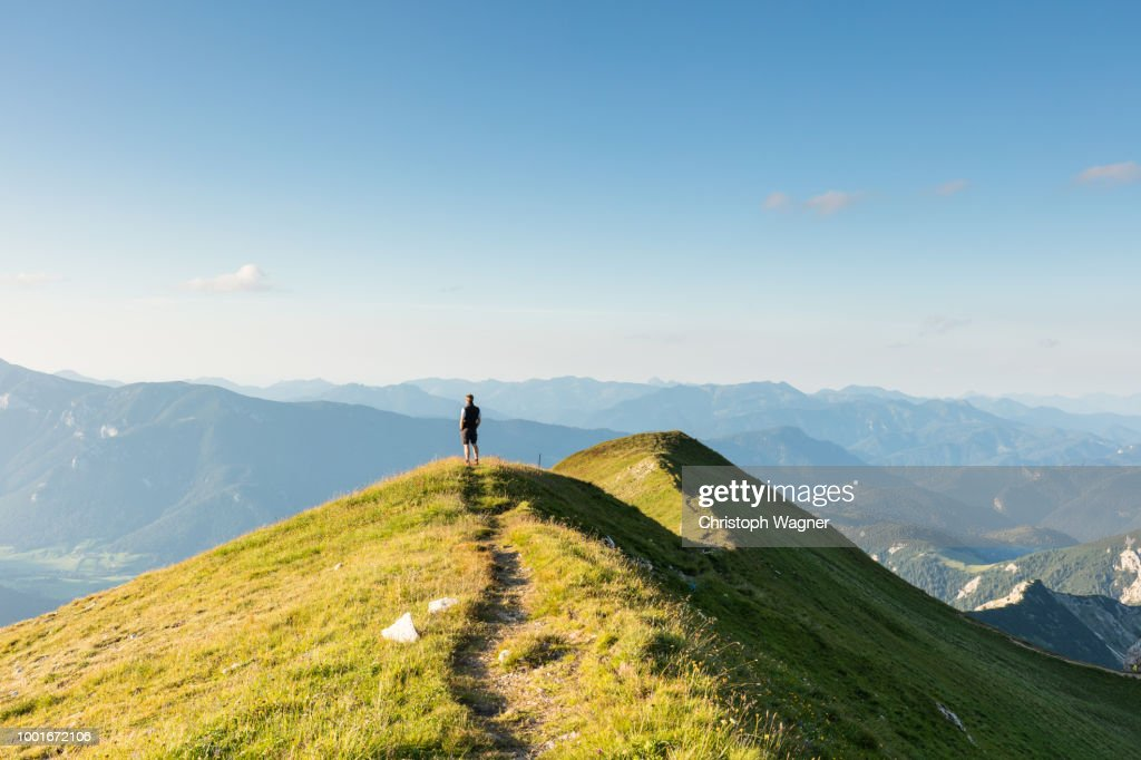 Österreich Tirol - Rofanspitze : Photo