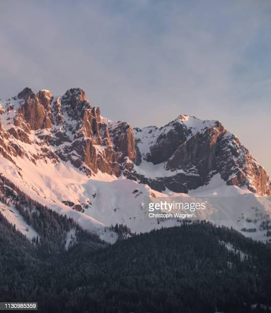 Österreich Tirol - Wilder Kaiser Winter